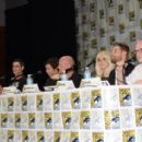 Rachelle Lefevre Under The Dome Panel At Comic Con 2014