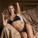 Gisele poses for her own 'intimates' line campaign Fall 2014
