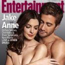 Jake Gyllenhaal and Anne Hathaway Entertainment Weekly Multiple Covers