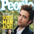 Robert Pattinson - People Special Collectors Edition Magazine [United States] (November 2009)