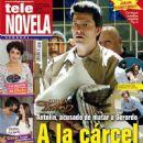 Marcelo Córdoba, La fuerza del destino - Tele Novela Magazine Cover [Spain] (19 December 2013)