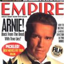 Arnold Schwarzenegger - Empire Magazine [United Kingdom] (September 1994)