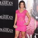 "Actress Danielle Campbell attends ""Tyler Perry's Madea's Witness Protection"" New York Premiere at AMC Lincoln Square Theater on June 25, 2012 in New York City"