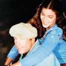 Amy Irving and Richard Dreyfuss
