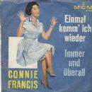 Connie Francis - Einmal Komm' Ich Wieder