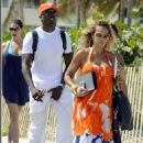 Evelyn Lozada and Chad Johnson