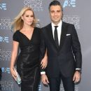 Jaime Camil and Heidi Balvanera: 21st Annual Critics Choice Awards In Santa Monica - 375 x 600