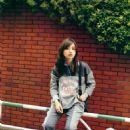 Satomi Ishihara - Spring Magazine Pictorial [Japan] (September 2014)