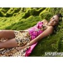 Shay Mitchell - Seventeen Prom Magazine Pictorial [United States] (February 2012)