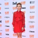 Scarlett Johansson  in Haney Dress : 2016 Toronto International Film Festival - 'Sing' Premiere