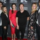 Celebrities Attend the 'Cabin Fever' Premiere