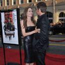 """Angelina Jolie - """"Inglorious Basterds"""" premiere in Los Angeles, 10. 8. 2009"""