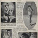 María Félix - De Lach Magazine Pictorial [Netherlands] (3 June 1955) - 454 x 629