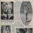 María Félix - De Lach Magazine Pictorial [Netherlands] (3 June 1955)