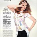 Karolina Malinowska - Skarb Magazine Pictorial [Poland] (June 2015) - 447 x 535