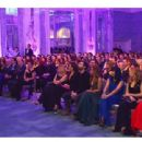 Burcin Terzioglu & Ilker Kaleli attends 2015 Elele & Avon Women's Awards - 454 x 340
