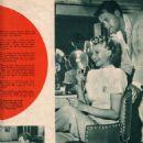 Orson Welles - Filmjournalen Magazine Pictorial [Sweden] (February 1947) - 454 x 628