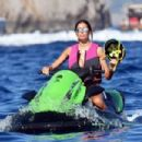 Elisabetta Gregoraci – Pictured on holiday in Capri - 454 x 303