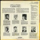 Carousel Original 1965 Music Theater Of Lincoln Center Summer Revivel Starring John Raitt - 454 x 456