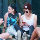 Kristen Stewart Coachella Music Festival In Indio