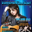Tom Keifer - Vegas Rocks Magazine Cover [United States] (January 2014)