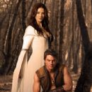Craig Horner and Bridget Regan - 300 x 385