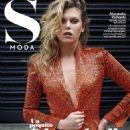 Alexandra Richards S Moda Magazine January 2013