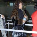 Whitney Houston Taken to Hospital
