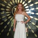 Lindsay Lohan The Magnum Pleasure Store Launch In London