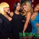 Blac Chyna, Lira Galore, Ayisha Diaz, and More at Club Venue in Houston - November 16, 2013