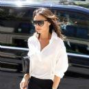Victoria Beckham – Leaves her hotel in Paris - 454 x 581