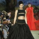 Bella Hadid – 2020 Brandon Maxwell show at New York Fashion Week
