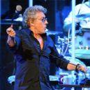 Roger Daltrey  performs on the first night of the band's residency at The Colosseum at Caesars Palace on July 29, 2017 in Las Vegas, Nevada - 429 x 600