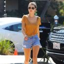 Alessandra Ambrosio out and about in Los Angeles  Ca October 14, 2016 - 454 x 643