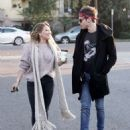 Hilary Duff and Matthew Koma out for a coffee in Studio City - 454 x 565