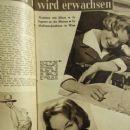 Romy Schneider - Funk und Film Magazine Pictorial [Austria] (11 July 1959) - 375 x 500