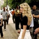 Taylor Swift At Central Park In New York City