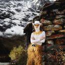 Julia Stegner Vogue Germany December 2013