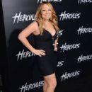Mariah Carey Hercules Premiere In Los Angeles