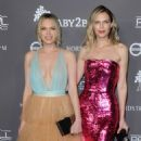 Sara and Erin Foster – 2018 Baby2Baby Gala in Los Angeles - 454 x 563