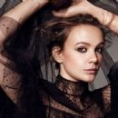 Carey Mulligan - Elle Magazine Pictorial [United States] (November 2015) - 454 x 324