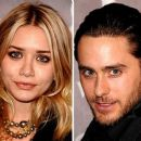 Jared Leto and Ashley Olsen