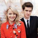 Emma Stone, Andrew Garfield - Teen Vogue Magazine Pictorial [United States] (August 2012)