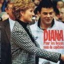 Princess Diana and Will Carling - 1993 - 454 x 318
