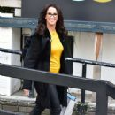 Andrea McLean at the ITV Studios in London