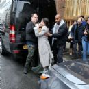 Camila Cabello – Leaves 'The Elvis Duran Z100 Morning Show' in NYC - 454 x 454