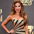 Farrah Abraham attends the 2016 MTV Movie Awards at Warner Bros. Studios on April 9, 2016 in Burbank, California - 399 x 600