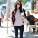 Ashley Greene - 2010-03-12 - At Starbucks In LA
