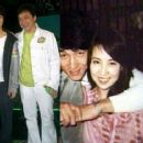 Feng-Jiao Lin and Jackie Chan