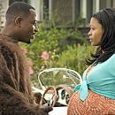 Martin Lawrence as Malcolm Turner and Nia Long as Sherrie Turner in 20th Century Fox Pictures', Big Momma's House 2. Directed by John Whitesell.